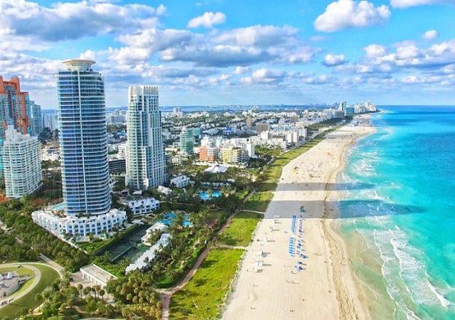 Como é o clima e temperatura em Miami