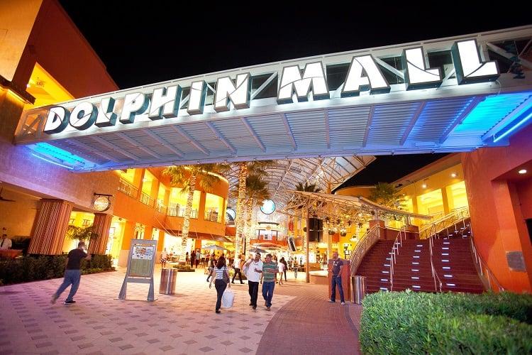 Compras no Shopping Dolphin Mall Miami