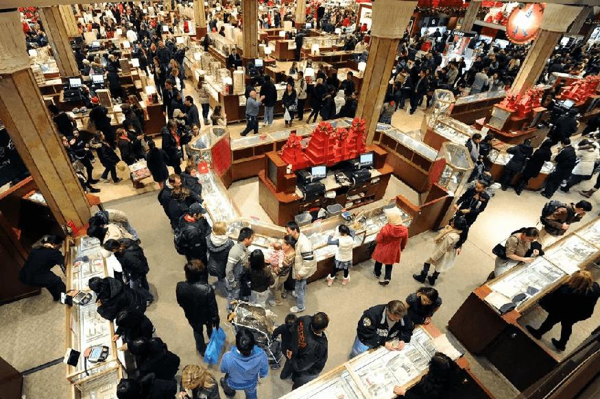 Loja de departamento Macy's em Miami