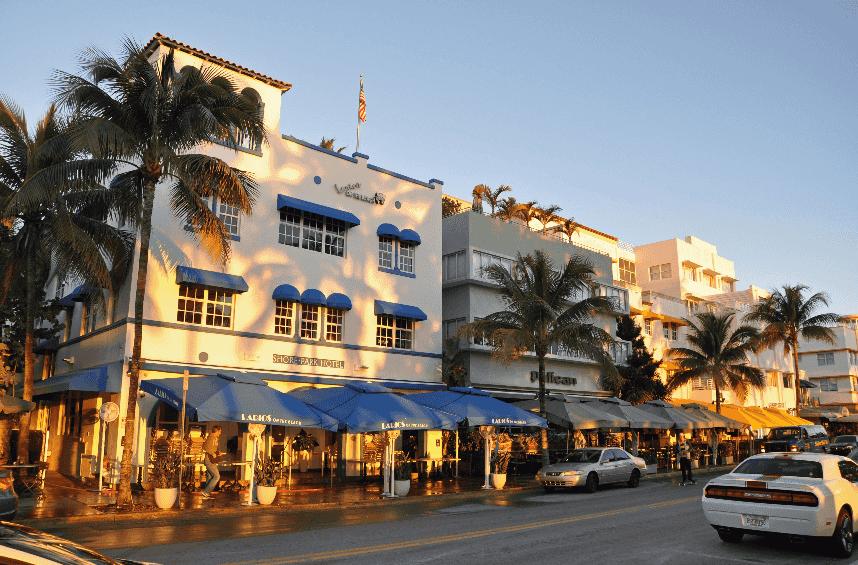 Programação para um roteiro de um dia em Miami