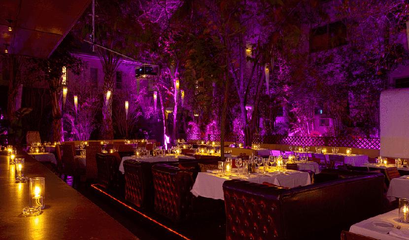 Restaurante Baôli Vita em Miami