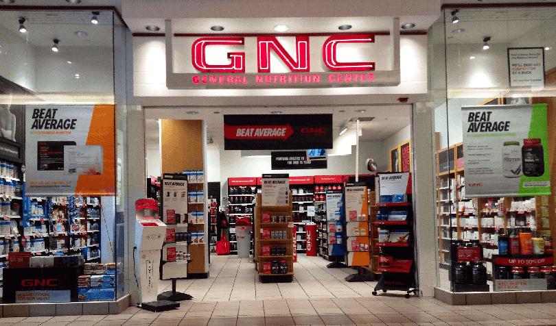 Loja de suplementos alimentares GNC em Miami