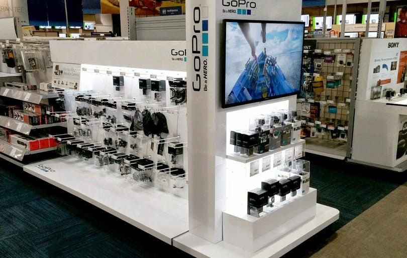GoPro Hero na Best Buy em Miami