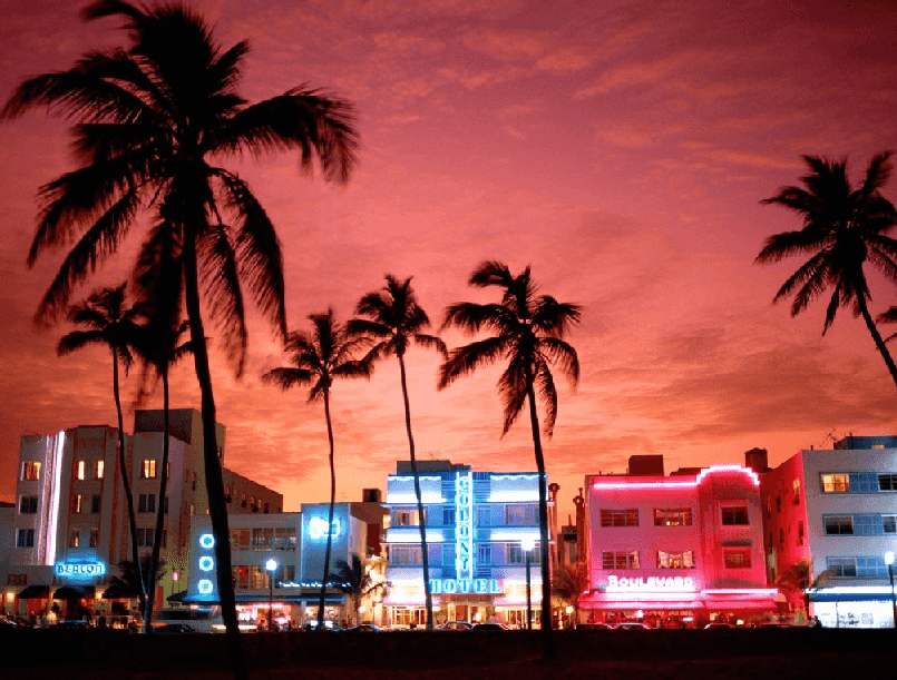 Roteiro de viagem em Miami