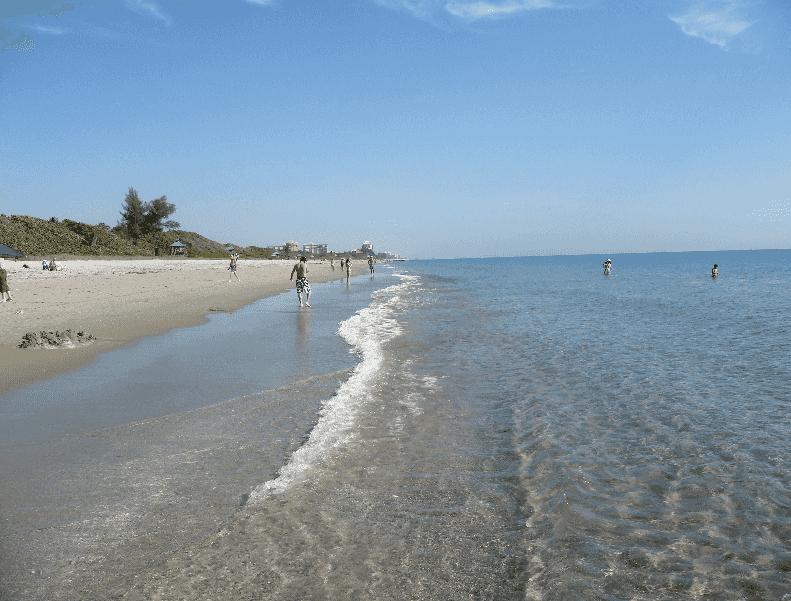 Praias de Boca Raton em Miami