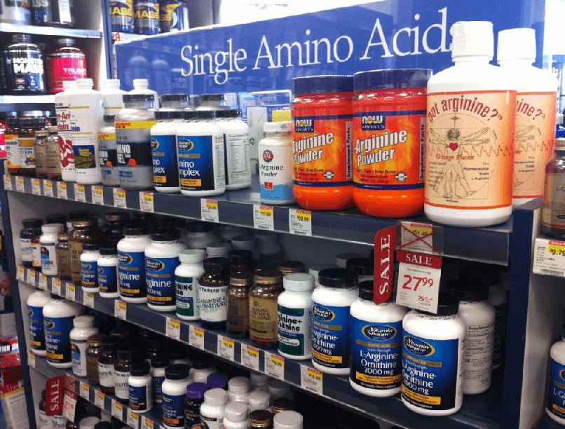 Loja de suplementos alimentares Vitamin Shoppe em Miami