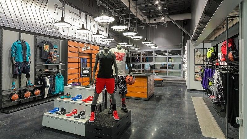 Loja da Nike em Miami