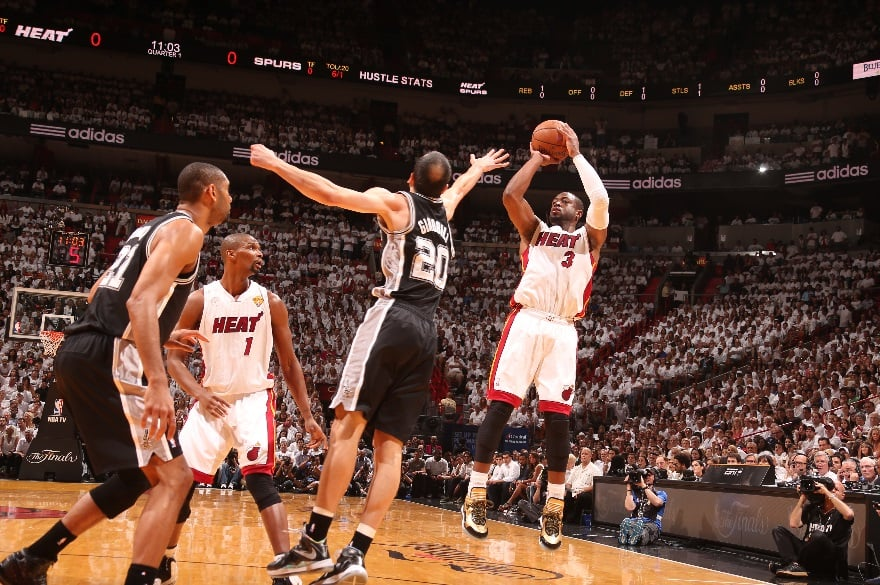Lugares para comprar ingressos de jogos da NBA em Miami
