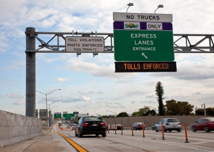 Como dirigir em Miami e nos Estados Unidos