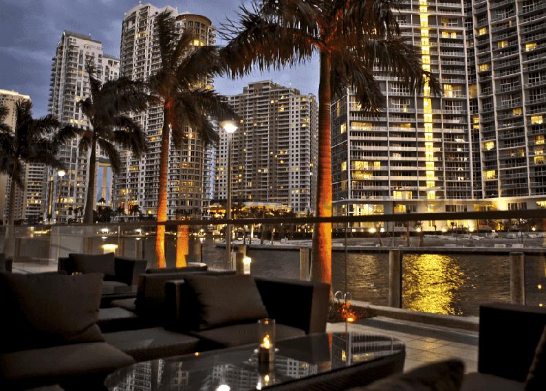 Comemorações de Natal em Miami