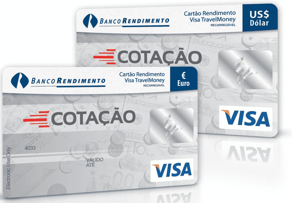 Cartão Pré Pago Internacional para levar para os Estados Unidos