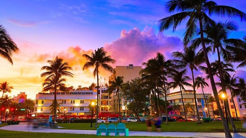 Clima em Miami em setembro