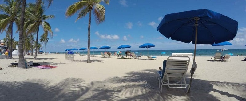 Dicas sobre as praias em Fort Lauderdale