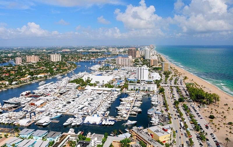 Melhores praias em Fort Lauderdale
