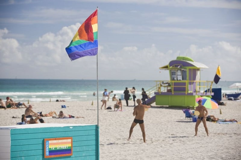 Miami para o público LGBTI