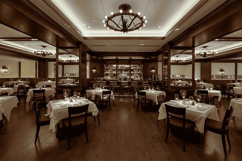 Informações sobre o restaurante Joe's Stone Crab em Miami