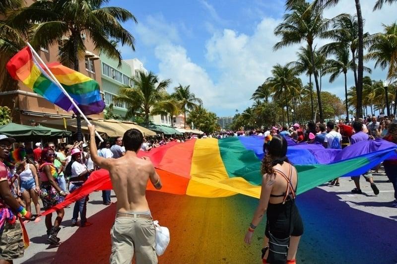 Miami para gays e GLS