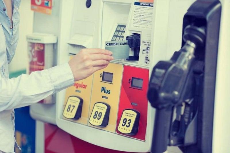 Problemas com ZIP Code nos postos de gasolina dos EUA