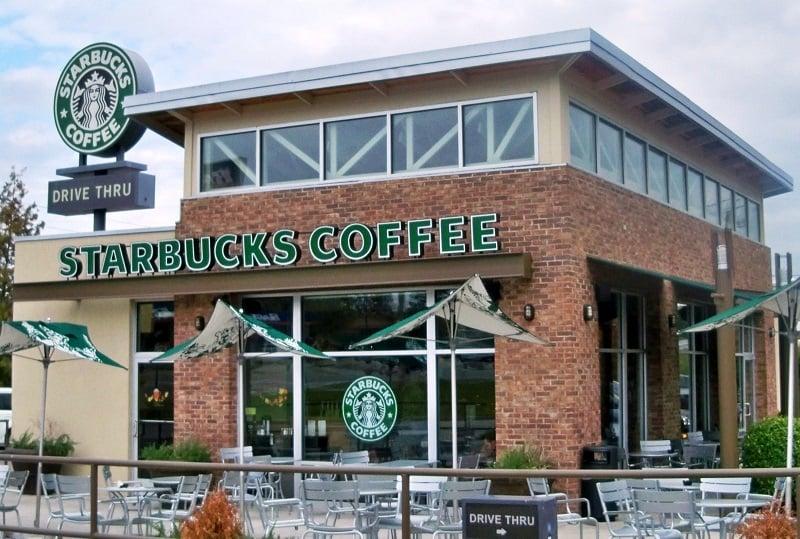 Restaurante Starbucks em Miami