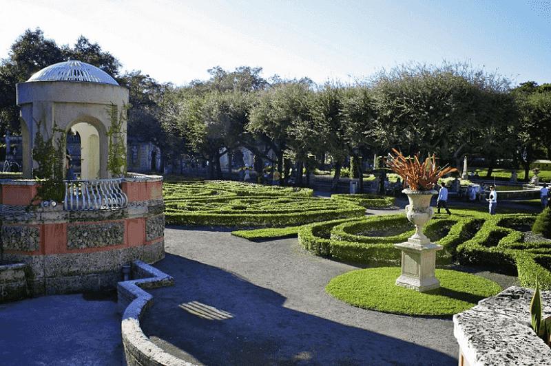 Lugar histórico Villa Viscaya Museum and Gardens em Miami