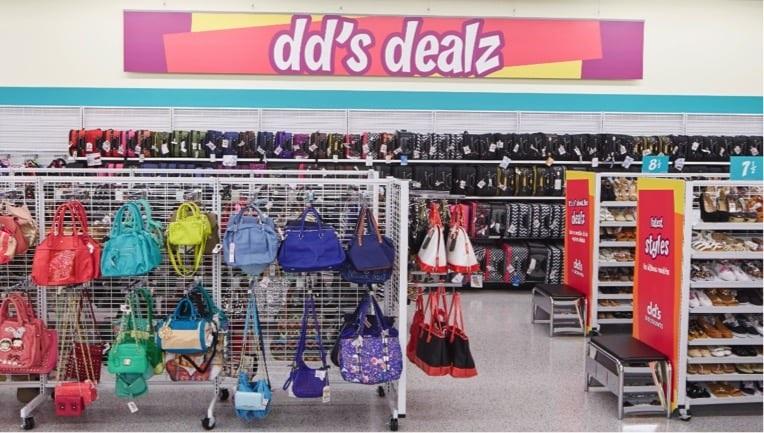 Loja imperdível DD's Discounts em Miami