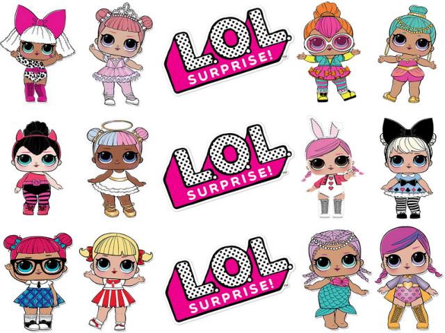 Onde comprar as bonecas LOL Surprise em Miami