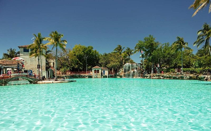 Roteiro de viagem na Venetian Pool em Miami