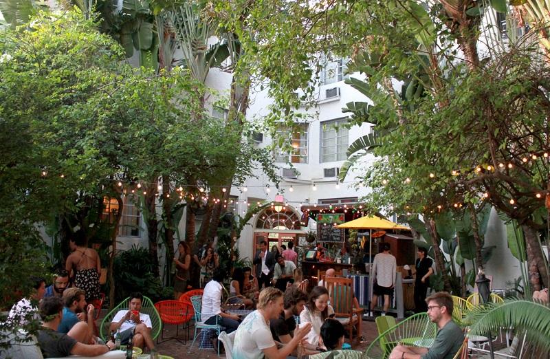 Bar Broken Shaker em Miami