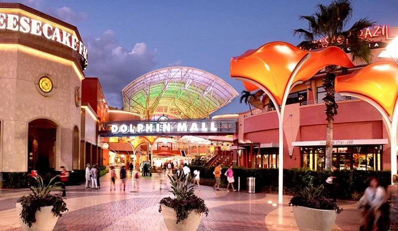 Roteiro de 3 dias em Miami: Shopping Dolphin Mall