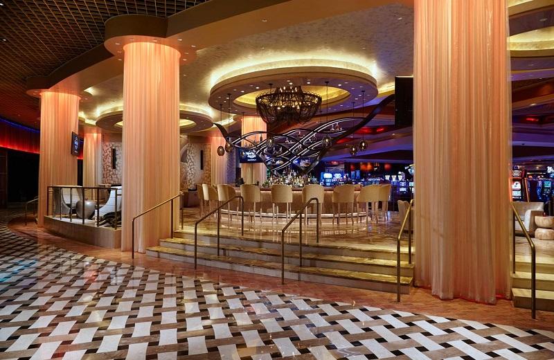 Estrutura do Hard Rock Hotel Cassino em Miami