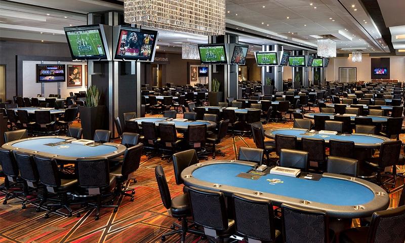 Jogos no Hard Rock Hotel Cassino em Miami