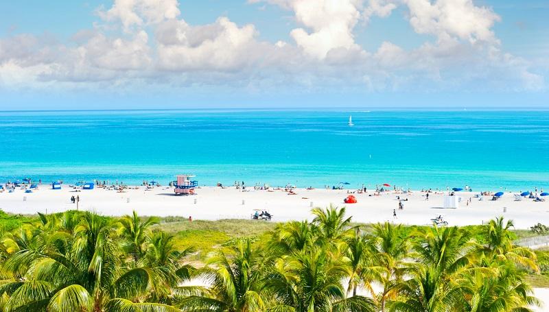 Roteiro de 3 dias em Miami: Hollywood Beach