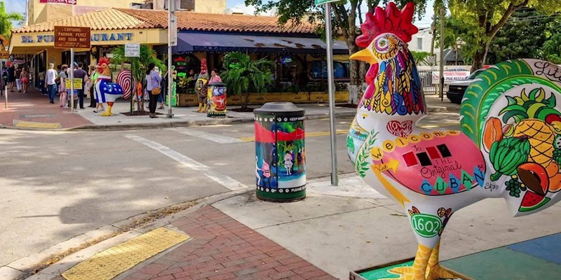 Little Havana em Miami