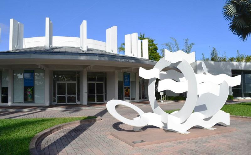 Visita ao Lowe Art Museum em Miami