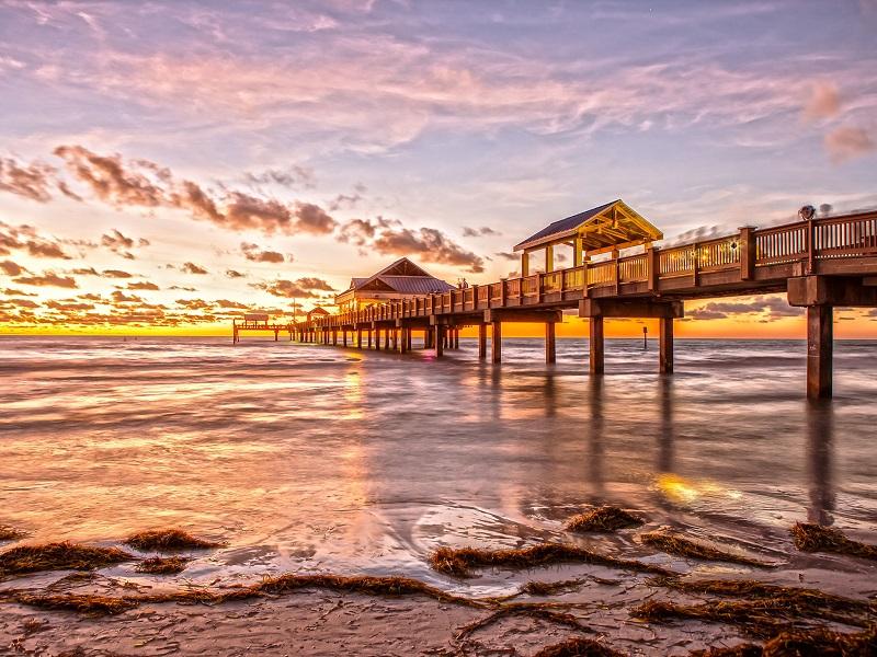 O que fazer em Clearwater: Pier 60