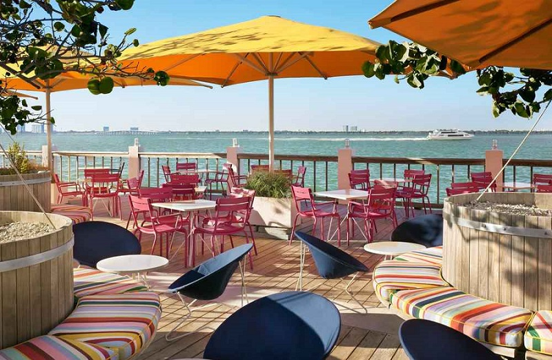 Bar The Standart em Miami