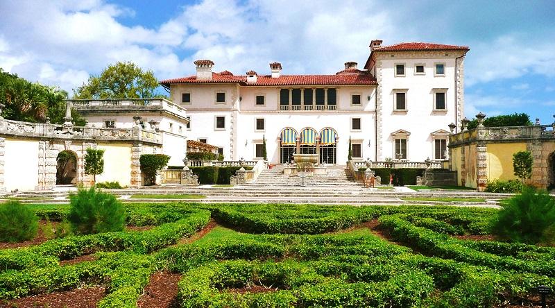 Tour por Viscaya Museum and Gardens em Miami