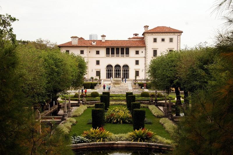 Viscaya Museum and Gardens em Miami