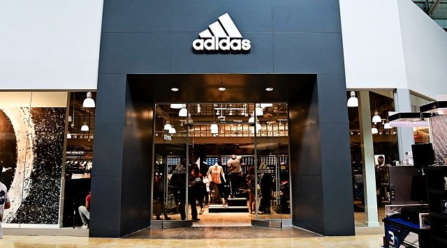 Lojas e produtos da Adidas em Miami