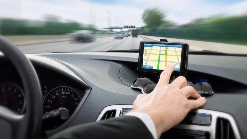 GPS de carro em Miami