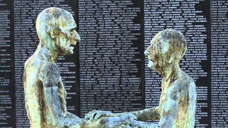 Holocaust Memorial em Miami Beach
