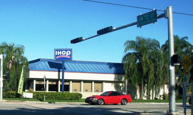Restaurante de panquecas IHOP em Miami