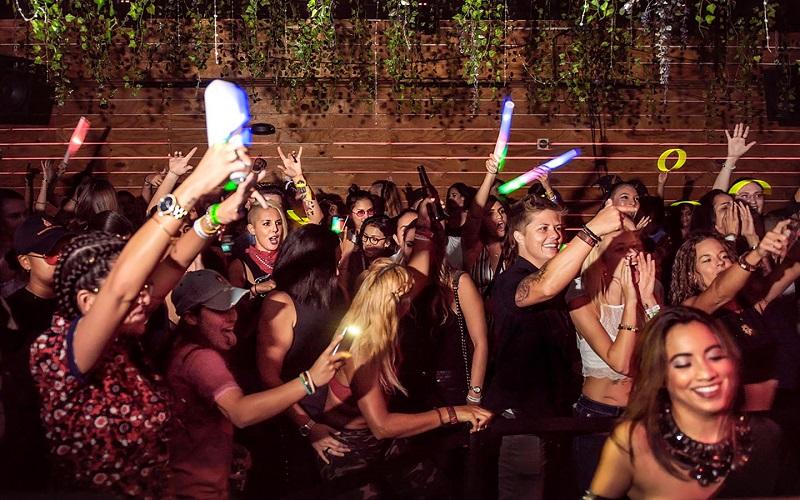 Público feminino LGBTI em Miami