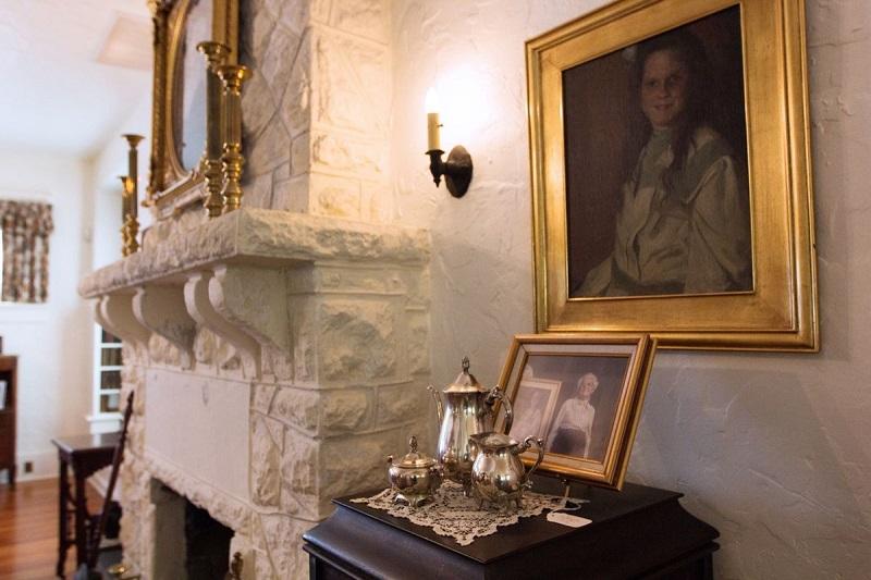 Lugar histórico Merrick House em Miami