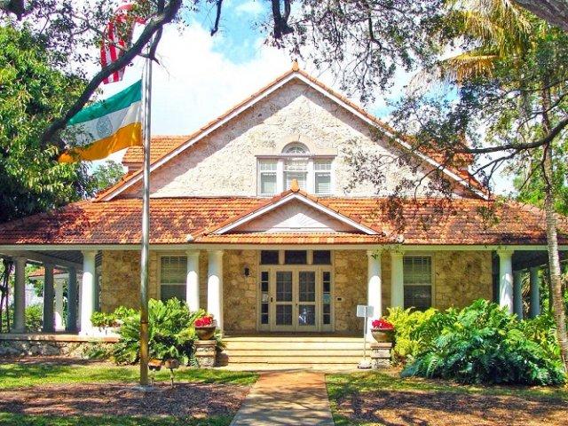 5 lugares históricos e monumentos em Miami