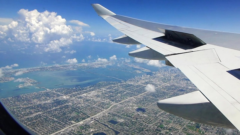Passagens aéreas para Miami