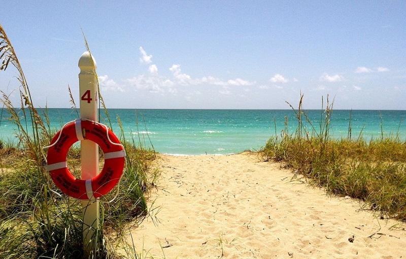 Dicas e informações da praia Surfside Beach em Miami Beach