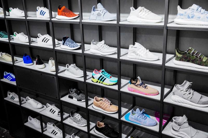 Tênis da Adidas em Miami