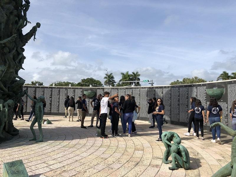 Visita ao Holocaust Memorial em Miami Beach