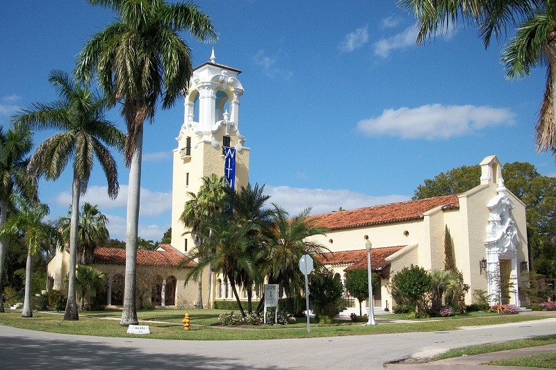 Coral Gables Congregational Church em Miami